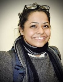 Rashmi is a private tutor in Wicken