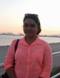 Anjali is a Non-Verbal Reasoning tutor in Walthamstow