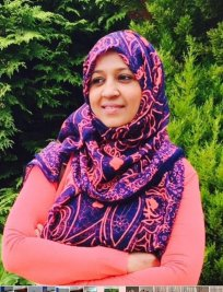 Andleeb Zahra offers English Literature tuition in Buckinghamshire