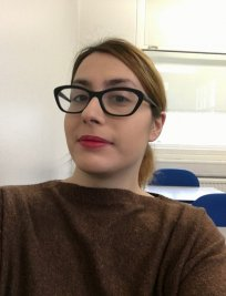 anastasia is an Italian tutor in Colliers Wood