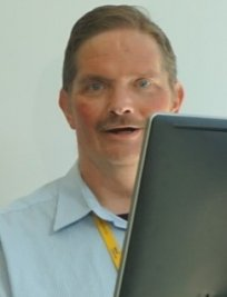 BRUCE is a Computing tutor in Nottingham