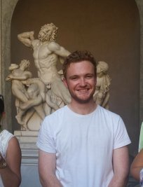 Angus is a Classics tutor in Walthamstow