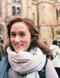 Suzannah is a Spanish tutor in Glasgow