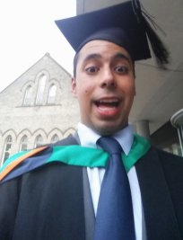 Abdallah is a tutor in Southwell