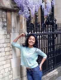 Anisha is an English tutor in East Sussex