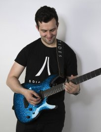 Mark teaches Guitar lessons in Staffordshire