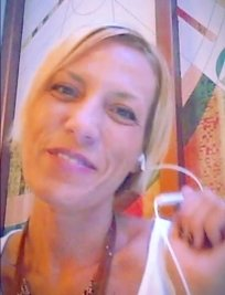 Rita is an Italian tutor in East London