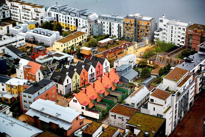 Western Harbour, Malmö
