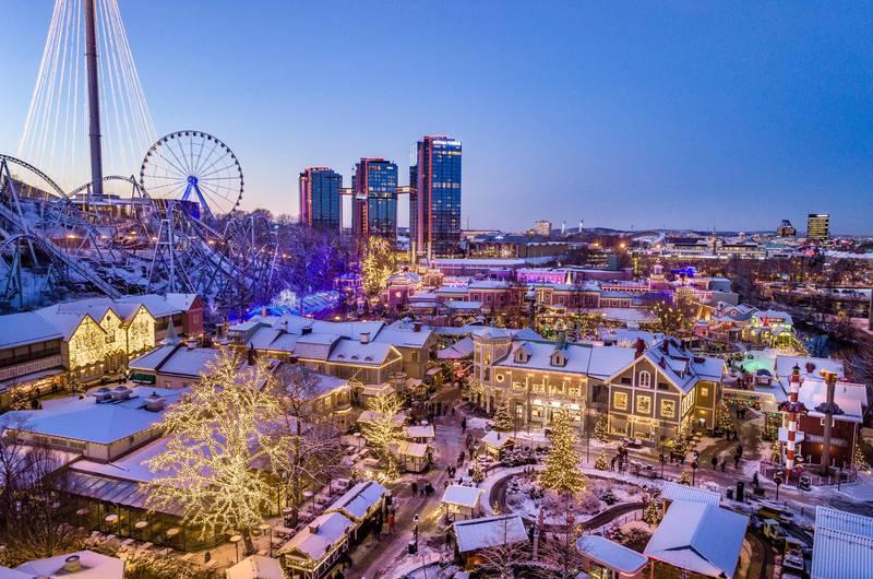 Jul i Göteborg