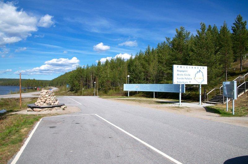 Arctic Circle, Jokkmokk
