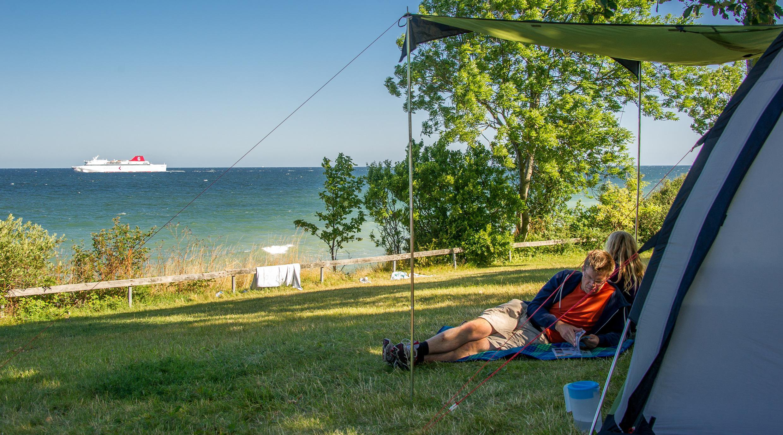 Campinghytter i Sverige | Visit Sweden
