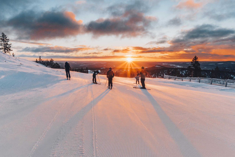 Skiomrader I Sverige Guide Til De Bedste Skisportssteder I