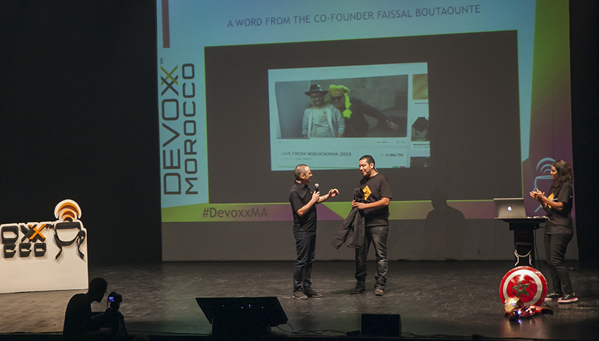 Devoxx Morocco and the African Tech Scene with Badr El Houari