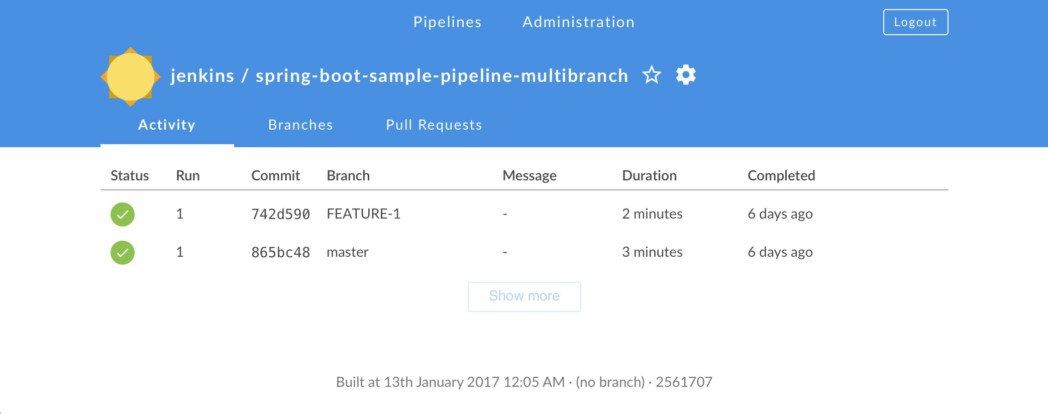 Pipeline as code: Continuous Delivery pipelines with Jenkins 2 - Voxxed