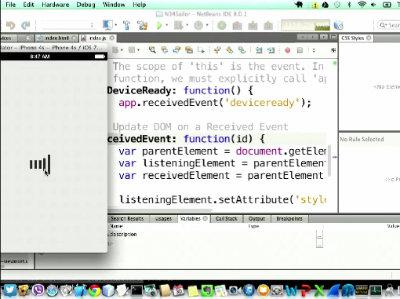 Hybrid Mobile Development with Apache Cordova and Java EE 7