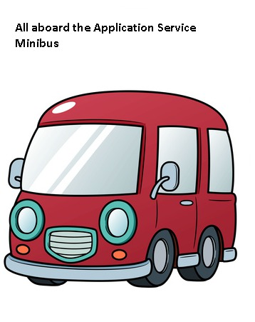 Application Service Minibus