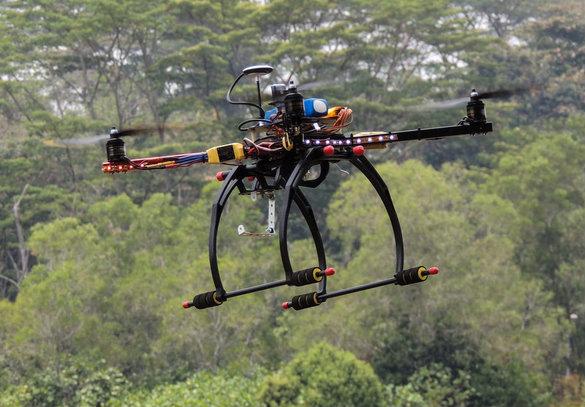 IoT, Java, and Autonomous Drones