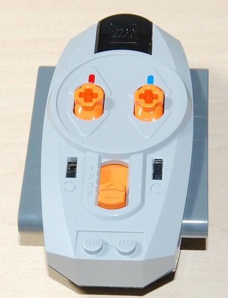 Lego infrared remote