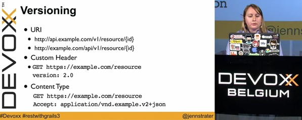 Creating RESTful Web Services with Grails 3