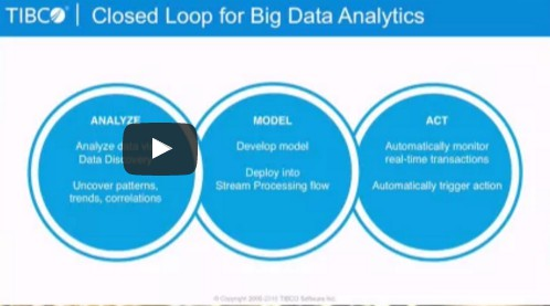 How to Apply Big Data Analytics and Machine Learning to Real Time Processing