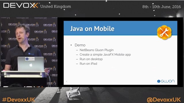 Java on Mobile is a thing… and it's really good!