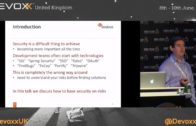 Presentation – Security Beyond the Libraries