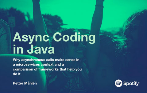 Asynchronous Java in a Microservices World