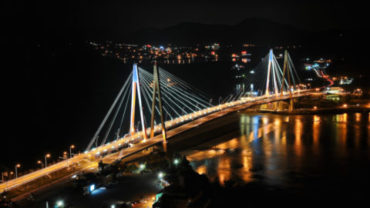 ???? ?? Night View of Jindodaegyo (Bridge)
