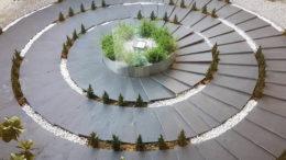 cern garden
