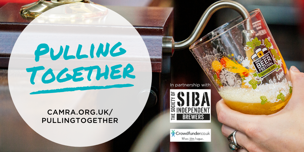 Pulling Together Resources - CAMRA - Campaign for Real Ale