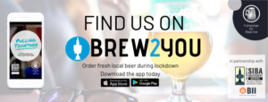 BREW2YOU Facebook banner - Find Us