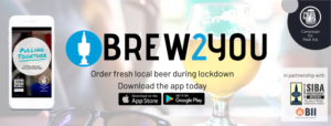 BREW2YOU Facebook banner