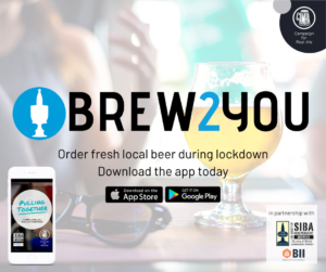 BREW2YOU Facebook Post