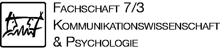 Fachschaft Kommunikationswissenschaft, Psychologie