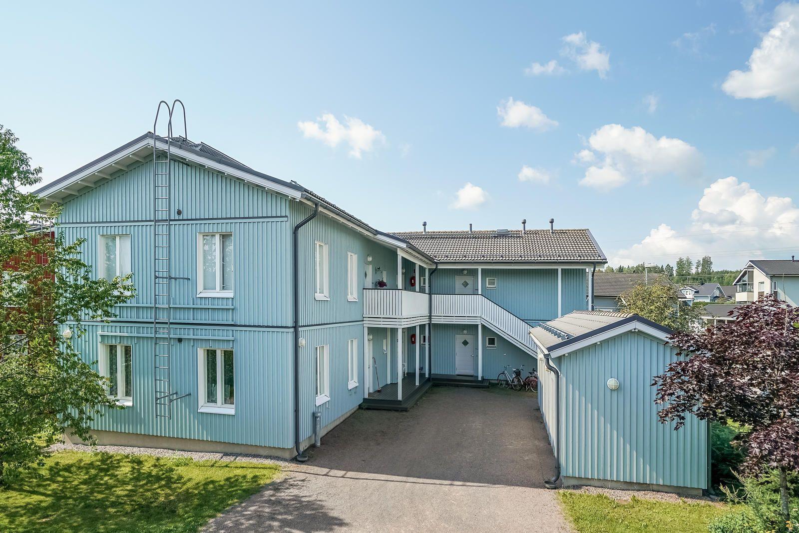 Mehrfamilienhaus Mika Waltarinkatu 60