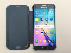 Samsung Galaxy S6 Edge 32gb 6 coques