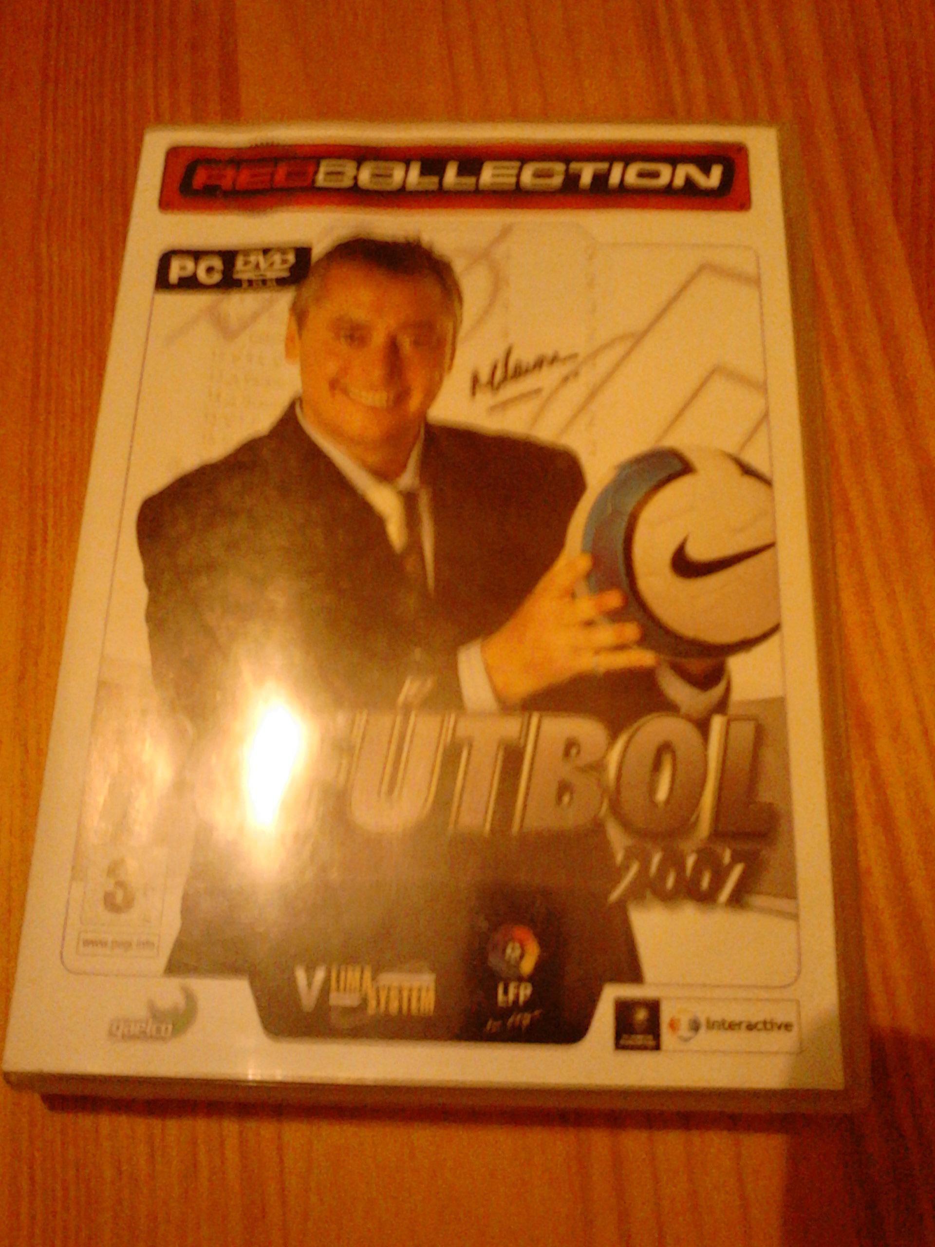 PC Futbol 2007. Requisitos. Sistema operativo   windows 2000 xp. Procesador   Pentium iii 1 9a4e4d272fd63