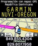 Programar mapa GPS RD para Garmin OREGON y NUVI