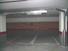 Vendo plaza de garaje en la zona de Almendrales