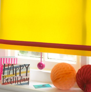 Easy to fit roller blind pulls in many materials to add glamour to your windows