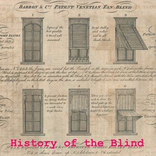 history of the roller blind article