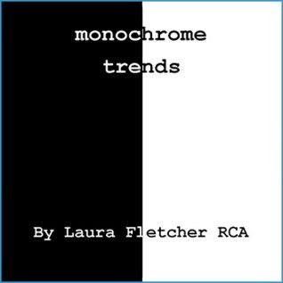 Monochrome trend article by Laura Fletcher for New House Textiles