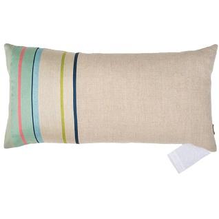 aldeburg natural woven cushion