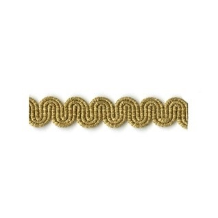 arco antique gold glitter gimp braid