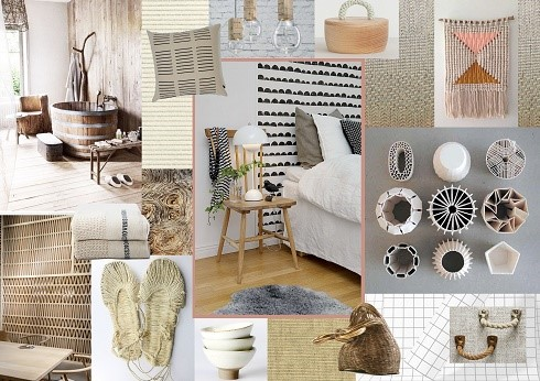 creamy neutrals new house mood board 1
