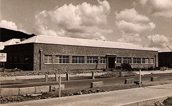 H. Stanier & sons factory in 1930's