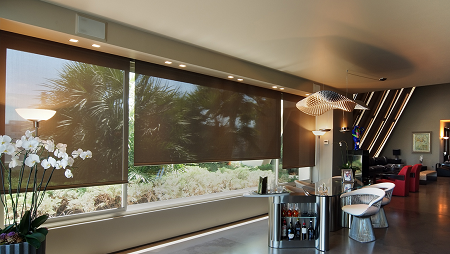rollease roller blind hardware large systems