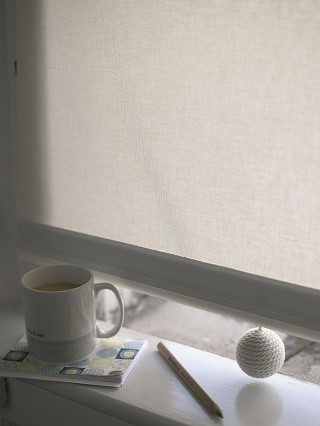 swedish plains roller blind fabric 2