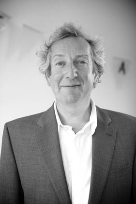 Nick Stanier MD of New House Textiles