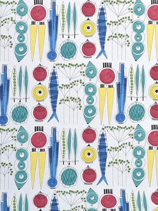 original picknick cotton fabric